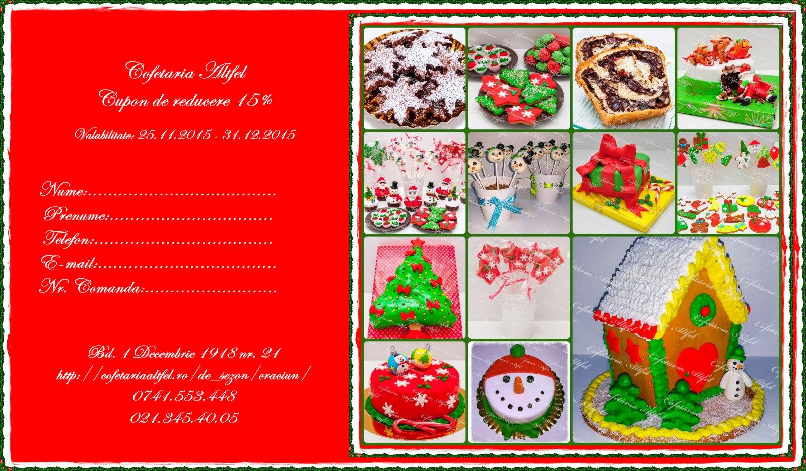 christmas offer small